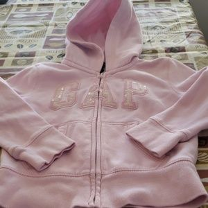 GUC GAP zip up hoodie